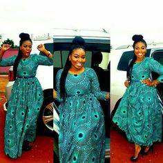 African Clothing African attire African wear by AfricanFashionFarm African Print Dresses, African Print Fashion, Africa Fashion, African Fashion Dresses, African Attire, African Wear, African Women, African Dress, Nigerian Fashion