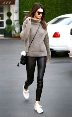 Knitwear: Bundle Up in Style With These Sophisticated Sweaters Kendall Jenner