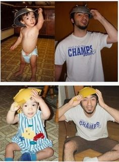 Hilarious Photo Recreations From Then To Now LMAO Pinterest - 25 hilariously unexplainable images