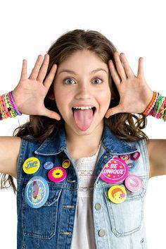 Sou Luna: Promoshoots From Sou Luna From Season One Disney Channel, Sou Luna Disney, Disney Live, We Bare Bears Wallpapers, Teen Girl Fashion, Image Fun, Cute Baby Videos, Black Girl Art, Son Luna