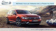 Maîtrisez tous les terrains avec la Passat Alltrack de Volkswagen