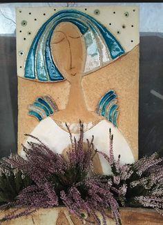 Ser Ceramic Painting, Ceramic Art, Wall Sculptures, Sculpture Art, Mosaic Projects, Clay Art, Fused Glass, Fiber Art, Modern Art