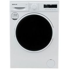 Buy Servis WD752W Washer Dryer - White at Argos.co.uk - Your Online Shop for Washer dryers.