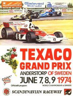 Svezia 1974 • STATS F1