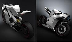Honda CB750 : The Next Generation of A Smart Bike