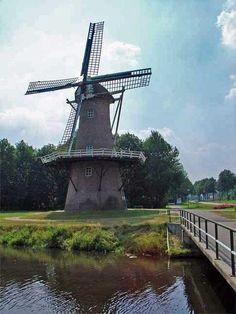 Molen de Juffer, Netherlands