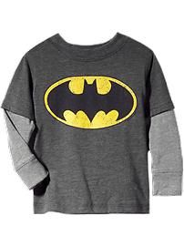 DC Comics™ Batman 2-in-1 Graphic Tees for Baby