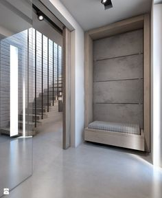 31 Genius Mudroom Ideas – My World Modern Hall, Modern Entrance, Modern Closet, House Entrance, Entrance Foyer, Modern Interior, Home Interior Design, Interior Architecture, Interior And Exterior