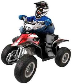 buy atv for kids 4 wheeler ride on toys dirt electric razor quad 24 volt ages 8 up at online store