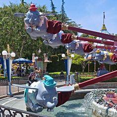 Fun facts about rides at Disneyland