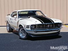 1970 Ford Mustang Boss 302 - Modified Mustangs & Fords Magazine Photo & Image Gallery