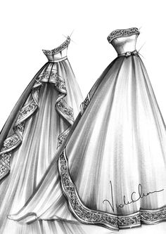 Fashion Drawing Clothes Sketches Art Source by bentleylynnsmom . - Fashion Drawing Clothes Sketches Art Source by bentleylynnsmom f - Dress Design Drawing, Dress Design Sketches, Dress Drawing, Fashion Design Drawings, Drawing Clothes, Fashion Sketches, Wedding Dress Sketches, Drawing Sketches, Clothing Sketches