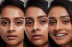 Just Some Foolproof Makeup You Can Easily Apply On A Moving Train - Debra Hussey Maybelline Concealer, Make Money Taking Surveys, Custom Roman Shades, Unique Makeup, Creative Hairstyles, Lip Tint, Covergirl, Makeup Yourself, Beauty