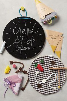 Crepe Shop Kit #anthropologie