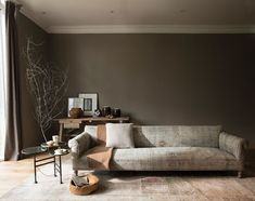 Pareti tortora: una cornice chic per tutti gli ambienti della casa
