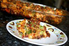 Loaded Potato & Buffalo Chicken Casserole | Tasty Kitchen: A Happy Recipe Community!