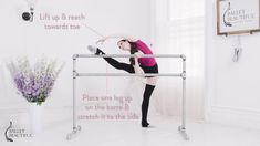 3 MUST HAVE Barre Stretches