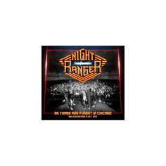 Night Ranger - 35 Years & a Night in Chicago (CD)