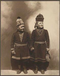 Lapland Children, 1916