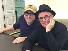 The Tony-Award winning actor is married to longtime partner Devlin Elliott. Man In Love, The Man, Lgbt Couples, Gay, Mikey, Guys And Dolls, Married Men, Lgbt Community, We Are Family