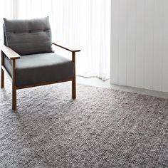 Sierra Weave Wool Rug in Beige and Grey from Armadillo and Co | Urban Couture - 2x3m