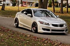 honda accord coupe slamed | Silver Ghost II Friends & Mods | Pinterest