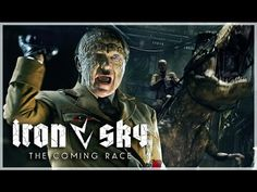 Iron Sky: The Coming Race (2018) - Teaser Trailer - Kit Dale | Akčné | Trailery