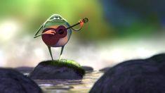 ArtStation - Cyclop Frog, Marine Goalard