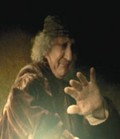 This portrait of an old man hung in the Lower Chambers Portrait Corridor next to a portrait of a man named Quan Tum at Hogwarts School of Witchcraft and Wizardry during the 1993–1994 school year.