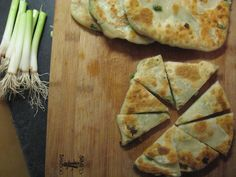 Domestic Bliss: Green Onion Cakes