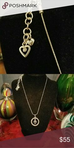 review brighton necklace classic  and make to reverse Brighton Jewelry Necklaces