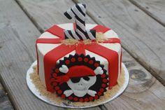 Pirate smash cake                                                                                                                                                                                 More