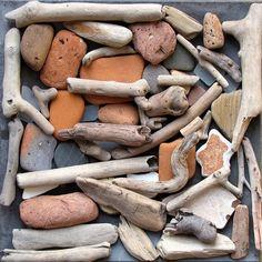 Sticks & Stones by hanspeterroersma, via Flickr