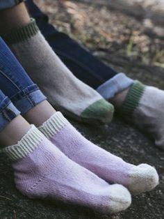 Polkujuoksija-villasukat