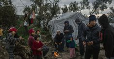 Two years after the E.U. and Turkey struck a deal to cut off asylum seekers crossing the Aegean Sea, thousands languish in deplorable conditions in Lesbos.