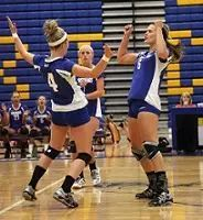 Volleyball chants for team success