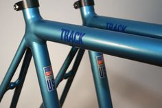 '92 Cannondale Track