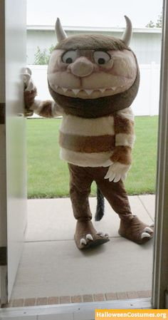 where the wild things are Carol