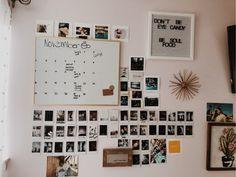 Best College Bedroom Decoration – My Life Spot Dorm Room Walls, Room Wall Decor, Bedroom Decor, Bedroom Ideas, Teen Wall Decor, Pinterest Room Decor, Dorm Room Organization, Organization Ideas, Tumblr Rooms