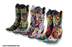Talolo Boots: Seriously cool funky festival Wellies for Women! The original Cowboy style Welly boot that looks great wherever you wear them ! Take a look Funky Wellies, Wellies Boots, Festival Wellies, Festival Essentials, Wedding Flip Flops, Waterproof Winter Boots, Wellington Boot, Boot Brands, Look Chic