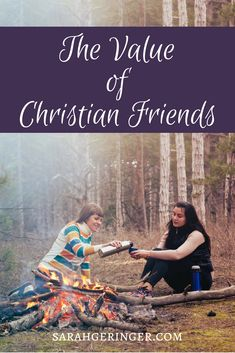 Why Christian women friendships are well worth the time and effort.