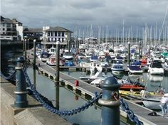 Malahide, Ireland - I lived here in this lovely village for 6 months in 1999. My job took me here. The best of times!
