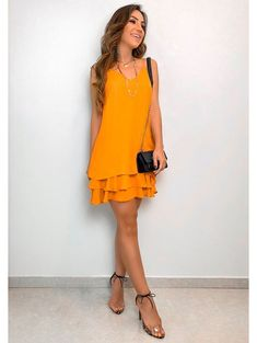 Simple Dresses, Casual Dresses, Short Dresses, Casual Outfits, Fashion Dresses, Cute Dresses, Summer Dresses, Summer Office Attire, The Dress