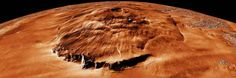 Ученые: Вулкан на Марсе был активен 2 миллиарда лет http://actualnews.org/exclusive/158907-uchenye-vulkan-na-marse-byl-aktiven-2-milliarda-let.html  Вулкан на Марсе, расположенный в его северном полушарии, был активен на протяжении двух миллиардов лет. По словам исследователей NASA, именно он стал причиной появления большей части метеоритов вокруг Красной планеты.
