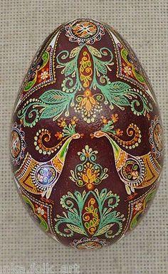 Pysanka Art ( by Oleh K ) , Ukraine, from Iryna