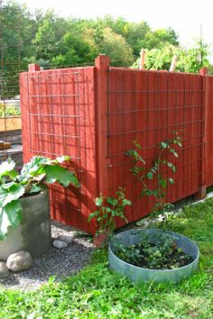 1000 Images About Garden Fence Staket O Plank On