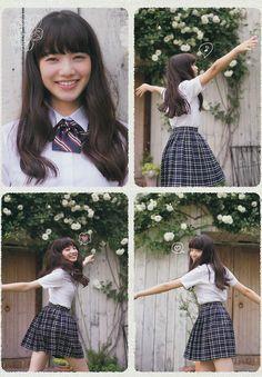 Pin on 小松菜奈 School Uniform Girls, Girls Uniforms, Japan Fashion, Girl Fashion, Style Fashion, Nana Komatsu Fashion, Komatsu Nana, Cute Japanese Girl, Japanese Drama