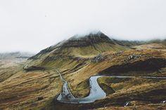 Winding Roads by Daniel Casson