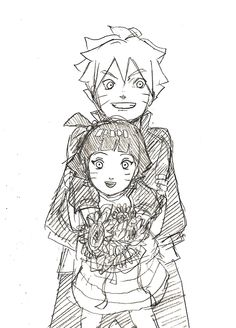 Bolt and Himawari [by https://twitter.com/umi4549]