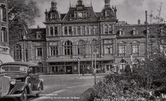 Station Hollandsspoor Den Haag